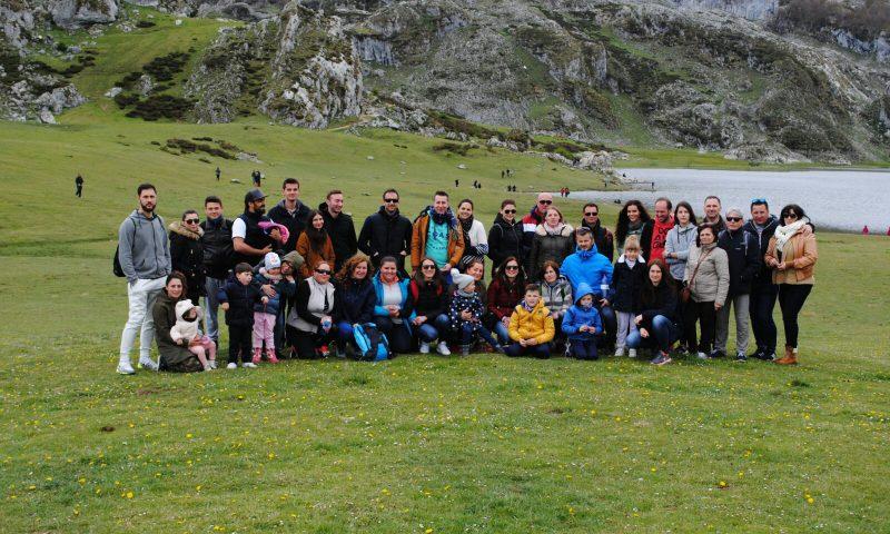 Camping Asturias 2017