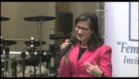 """Daniela Delibas - Conferinta Nationala a Femeilor - """"Femeia care mutā muntii"""" - sesiunea 2"""